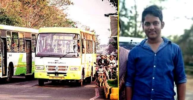 Odisha Transport Department reschedules the bus timing to help a boy reach school on time