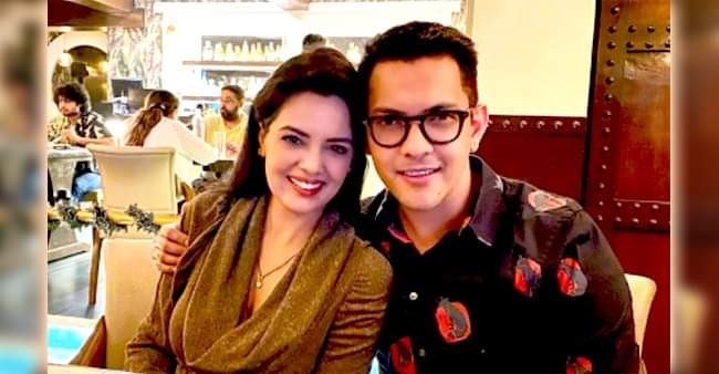 Aditya Narayan and wifey's honeymoon pictures on Instagram are trending