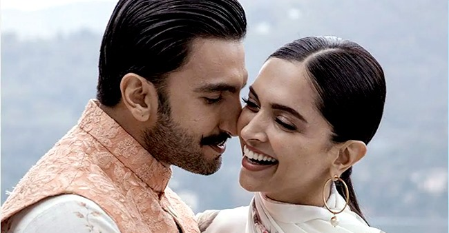 Deepika Padukone On Marrying Ranveer Singh As He Was Comfortable With Her Earning More Money