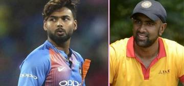 """Rishabh Pant was compared to MS Dhoni and now to Wriddhiman Saha, """"he has definitely got the ability, give him a break,"""" says R Ashwin"""