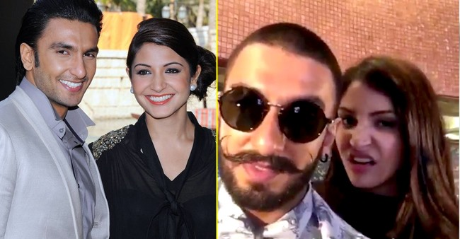 Anushka Sharma Once Lip Synched Ranveer Singh's Bajirao Mastani's Dialogue In Dubsmash Video; Throwback Video Leaves Netizens Impressed