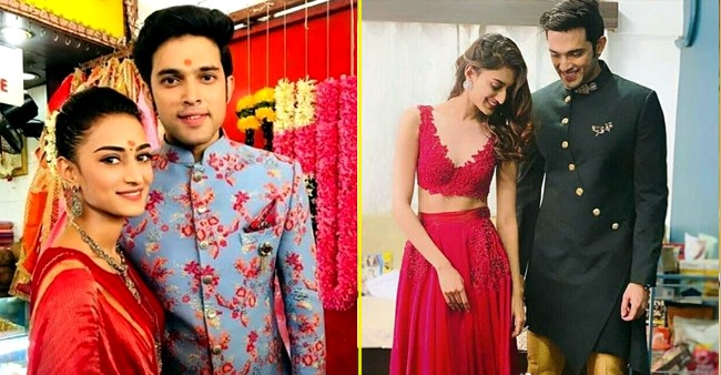 Parth Samthaan and Erica Fernandes' Fashion Game Will Inspire You To Become A Fashionista