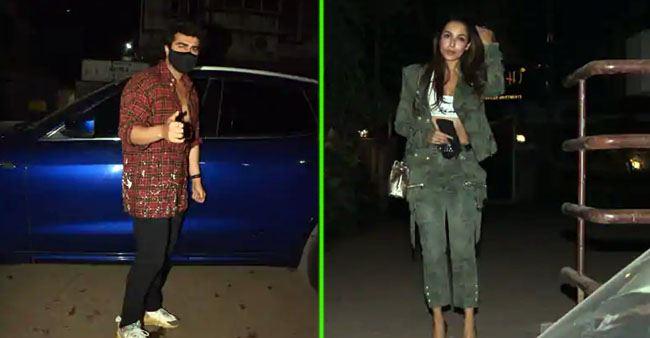 Bollywood Celebs Malaika Arora, Arjun Kapoor and Others Pay Visit To Saif and Kareena's Newborn Baby Boy