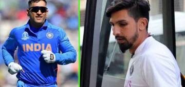 Ishant Sharma discloses suggestions Dhoni told him while retiring from Test cricket