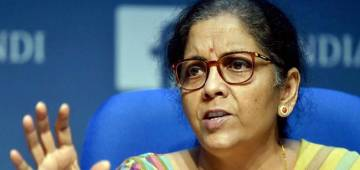 FM Nirmala Sitharaman Reacts To The Question Of Reducing Fuel Prices; Says It's A 'Dharam Sankat'
