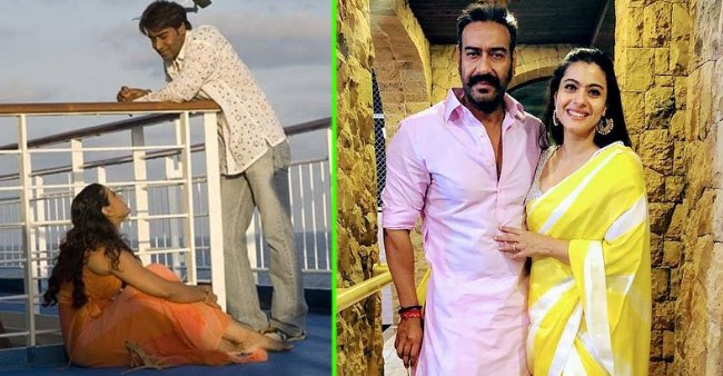 Ajay Devgn and Kajol commemorate wedding anniversary, she recalls old memories with him