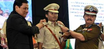 Hima Das Achieves Amazing Feat As She Gets Appointed As DSP Of Assam Police; Will Continue Her Sporting Career