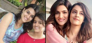 The Unbelievable Transformation Of Kriti and Nupur Sanon Amaze Everyone