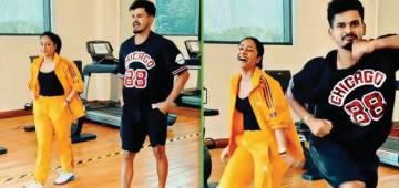 Dance Video Of Shreyas & Dhanashree's Turned Viral & Cricketers Replied Hilariously