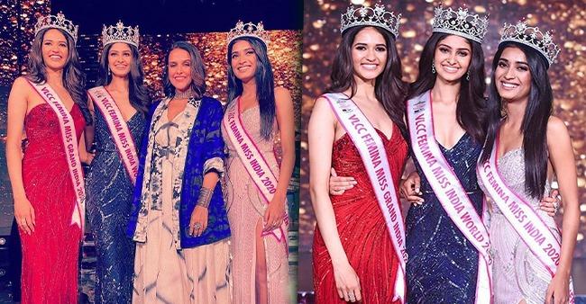 Meet VLCC Femina Miss India World 2020 Manasa Varanasi