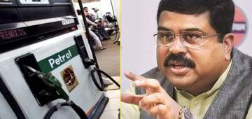 'There are two main reasons behind the fuel price rise', says Oil Minister