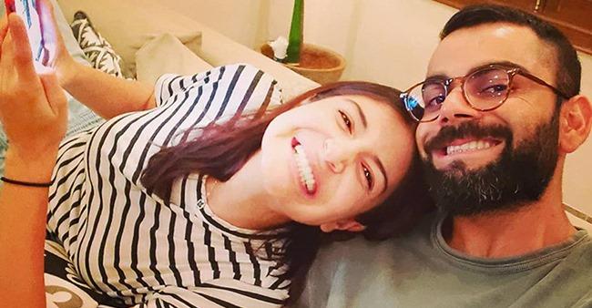 Anushka Sharma Reveals Borrowing Clothes From Hubby Virat's Wardrobe; Says He Feels Happy When She Wears Them