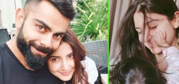 Virat Kohli Showering Love On Wifey Anushka Sharma Via Social Media Posts Will Leave The Netizens Gushing