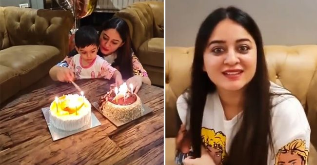 Jay Asks Wifey Mahhi Question About Her Age; Latter's Savage Reply Has Left Netizens In Splits