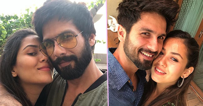 Mira Rajput Finds A Quirky Way To Let Hubby Shahid Kapoor Know That She's Mad At Him