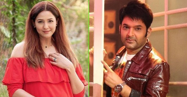Comedian Kapil Sharma Reveals The Name Of His Newborn Son; Neeti Mohan Reacts