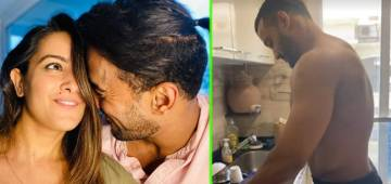 Rohit Reddy Cooks Delicious Dinner For Wifey Anita Hassanandani After Long Time; Latter Shares Glimpse