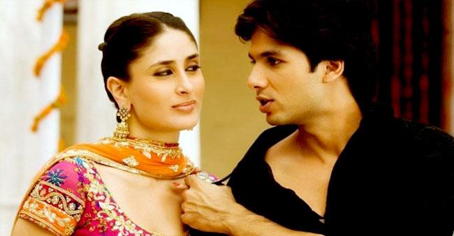 Shahid Kapoor Once Reacted To Working With Kareena Again; Said He'll Romance Buffalo Too