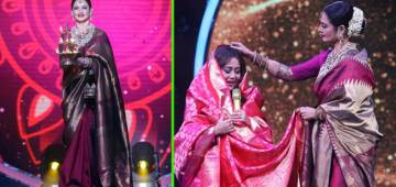 Rekha Swoons Everyone By Gracing The Stage Of Indian Idol 12; Few Moments From The Episode Go Viral