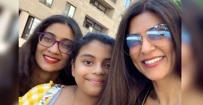 Sushmita Sen retweets daughter Alisah's heart touching essay on adoption