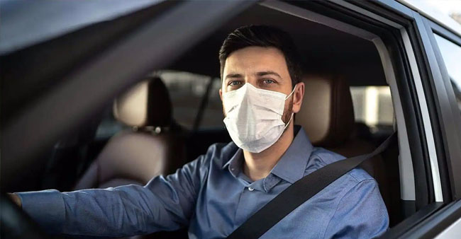 Delhi High Court Makes Wearing Mask Mandatory For Person Driving Alone; Says It's Suraksha Kavach