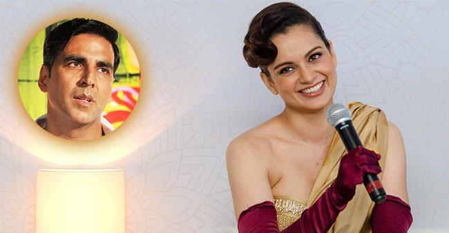 Kangana Ranaut discloses about secret calls from Akshay Kumar and others praising Thalaivi