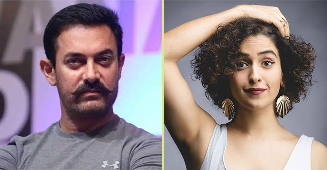 Aamir Khan is not perfectionist, says Dangal actress Sanya Malhotra