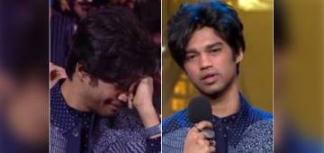 Babil Khan Accepts His Late Father Irrfan Khan's Best Actor Honour; Gets Inconsolably Emotional