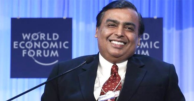 Mukesh Ambani Overtakes China's Jack Ma In The Forbes List As The Richest Man In Asia
