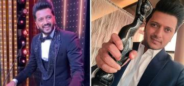 Riteish Deshmukh's Hilarious Acceptance Speech On 'Not Being Nominated' At Awards Show Leaves Netizens In Splits