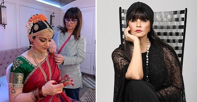 Thalaivi Costume Designer Neeta Lulla Has Her Say On Jayalalithaa's Quirky Sense Of Fashion
