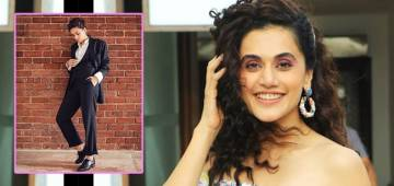 Taapsee Pannu Gives Away Major Boss Lady Vibes Through Her Recent IG Post; Caption Steals The Show