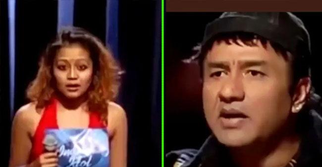 Throwback To Anu Malik Wanting To Slap Himself After Hearing Neha Kakkar Sing At Indian Idol Audition