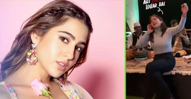 Sara Ali Khan Croons Dama Dam Mast Kalandar and Calls Herself 'Real Talent'
