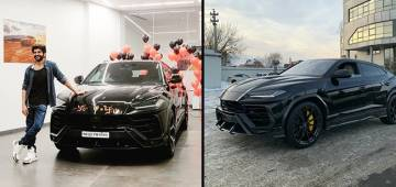 Kartik Aaryan Paid Rs 50 Lakh More To Buy His Plush Rs 4.5 Crore Lamborghini Urus; Reason Behind It Is Mind-Boggling