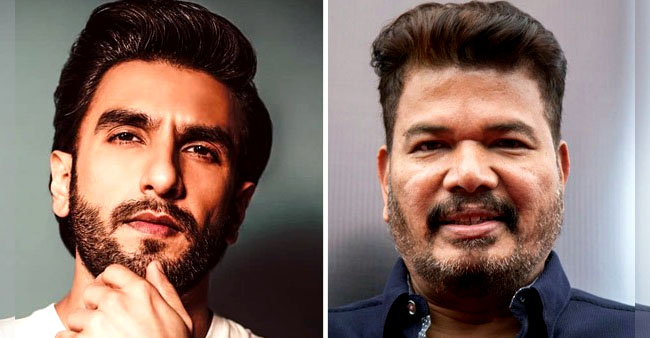 Ranveer Singh Gets Roped In By Robot Director Shankar For The Biggest Pan-India Film; Actor Expresses Excitement
