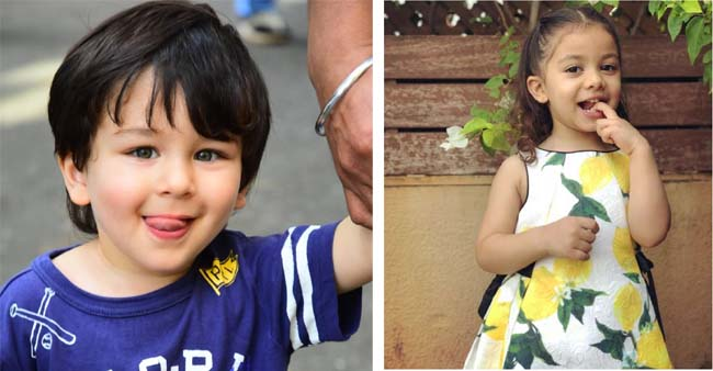 From Taimur Ali Khan to Misha Kapoor, Star Kids Everyone Is Missing Due To The Lockdown Restrictions