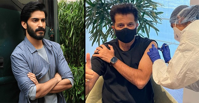 Harsh Varrdhan Kapoor Quips About Father Anil Kapoor's Eligibility For Vaccine; Latter Has Savage Reply