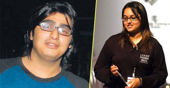 From Arjun Kapoor to Sonakshi Sinha, B-Town Star That Underwent Drastic Weight Loss