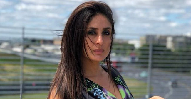 Kareena Kapoor Shares Her Workout Picture Inspiring Netizens To Sweat It Out Even During Lockdown