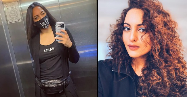 Sonakshi Sinha Stuns Everyone By Undergoing Major Body Transformation During Her WFH