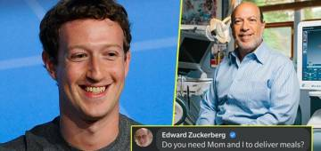 Mark Zuckerberg's Dad Replies On His Recent Facebook Post; Netizens Find The Conversation Relatable