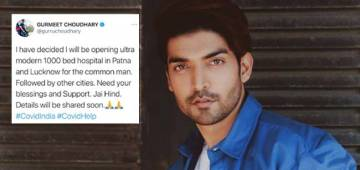 Gurmeet Choudhary Announces To Open 1000-bed Hospital In Patna and Lucknow