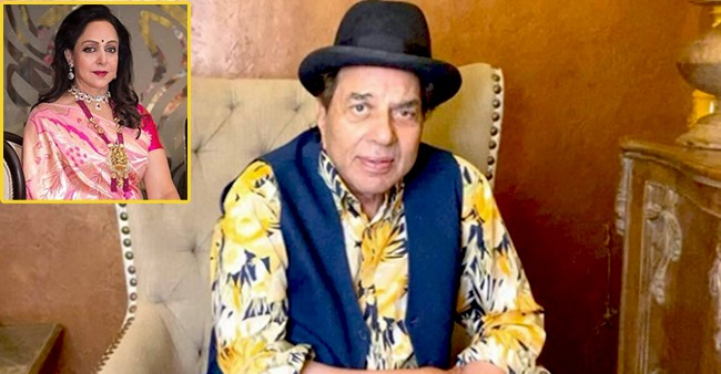 Dharmendra and Hema Malini Haven't Met Each Other For More Than A Year; Latter Says Its For His Safety