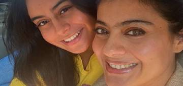 Kajol's daughter Nysa Devgn performs on mom's songs at school event, video goes viral