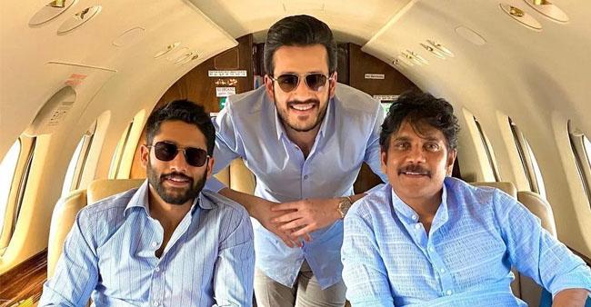Tollywood Stars Like Chiranjeevi-Pawan, Naga-Akhil & Others Are Sibs In Real-Life