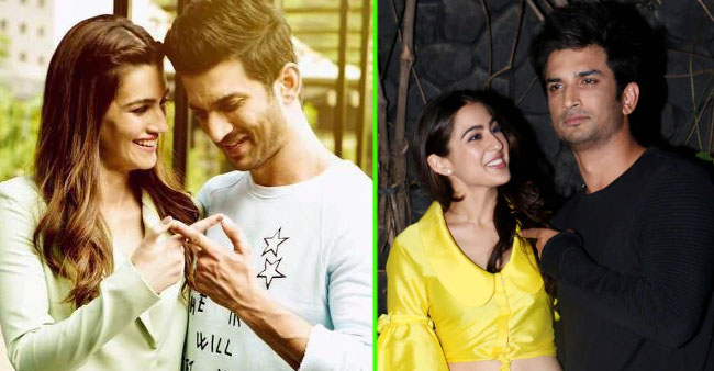 Women In Sushant's Life Expressed Love For Actor & You Can Feel It Coming Straight From Their Hearts
