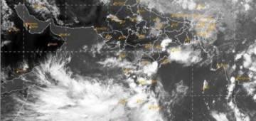 Deep depression intensified into Cyclonic Storm Tauktae: IMD