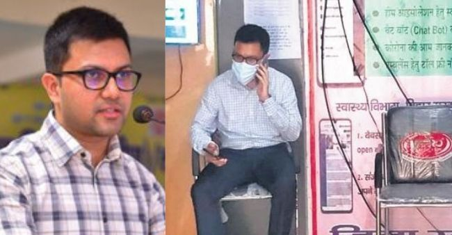 'Operation Oxygen' led by an IAS officer saves over 250 lives in Bihar