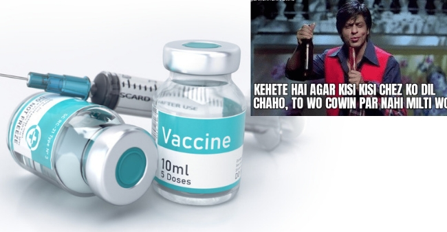 Didn't find Vaccination slot yet? You are not alone, take a look at these memes by netizens who share your frustration
